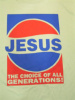 6 Pc Christian Religious print T-shirts Rel-7