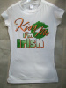 "Irish Design ""Kiss Me I'm Irish"" SPT1871"