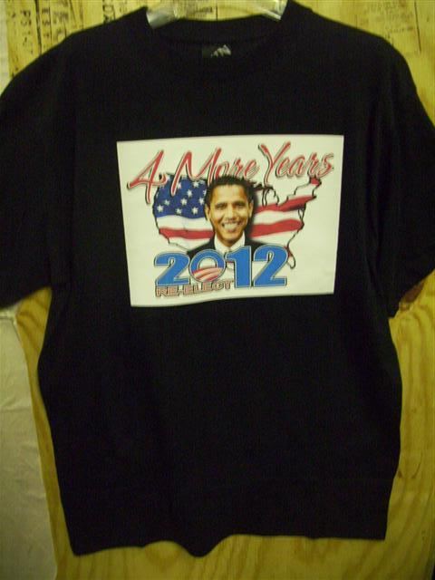 Obama Tshirts election 2012 OBM-1