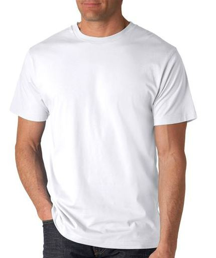Anvil White T-Shirts 1 Dozen
